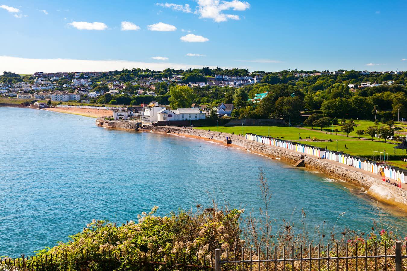 Enchanting English Riviera – Rails and Sails