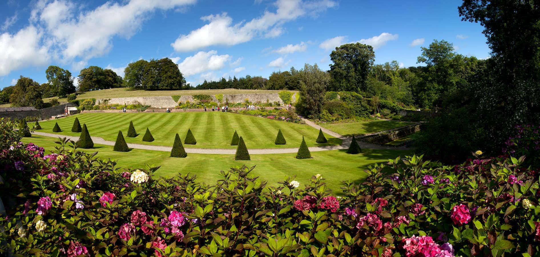 Hidden Gardens of North Wales