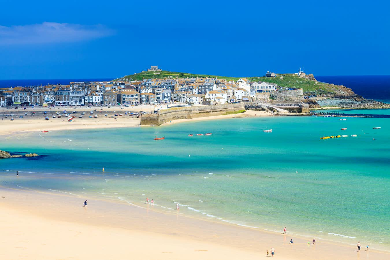 St. Ives and Glorious Gardens