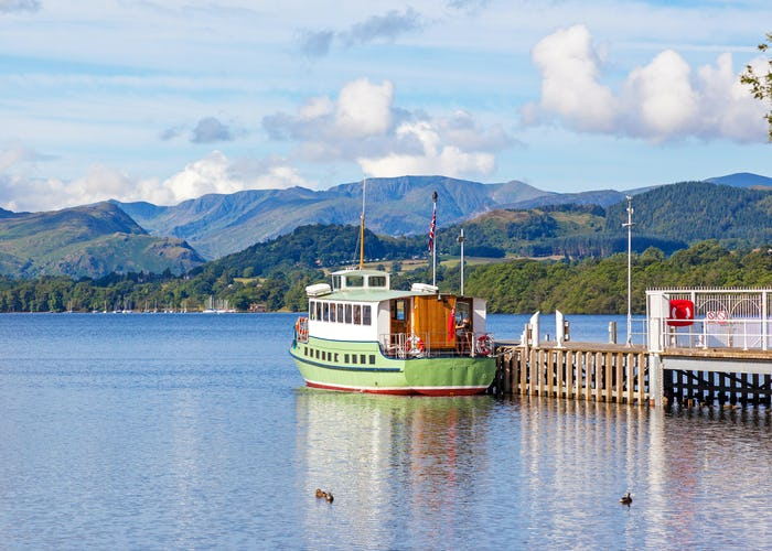 Ullswater Steamboat Cruise