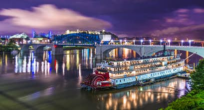 Music & the Mighty Mississippi Cruise - Chicago, Nashville, Memphis and New Orleans