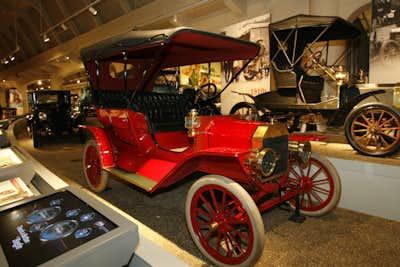 Henry Ford Museum - Model T