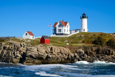 Nubble Light at Cape Neddick