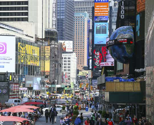 New York guided sightseeing tour