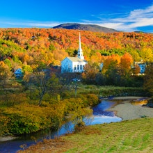 Colours of New England