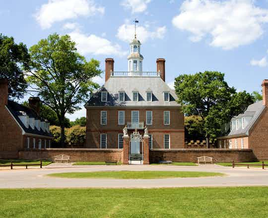 Governor's Palace, Williamsburg