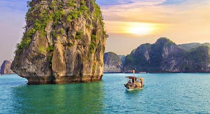 Highlights of Vietnam & Cambodia - Halong Bay, Hoi An, Ho Chi Minh City & Angkor