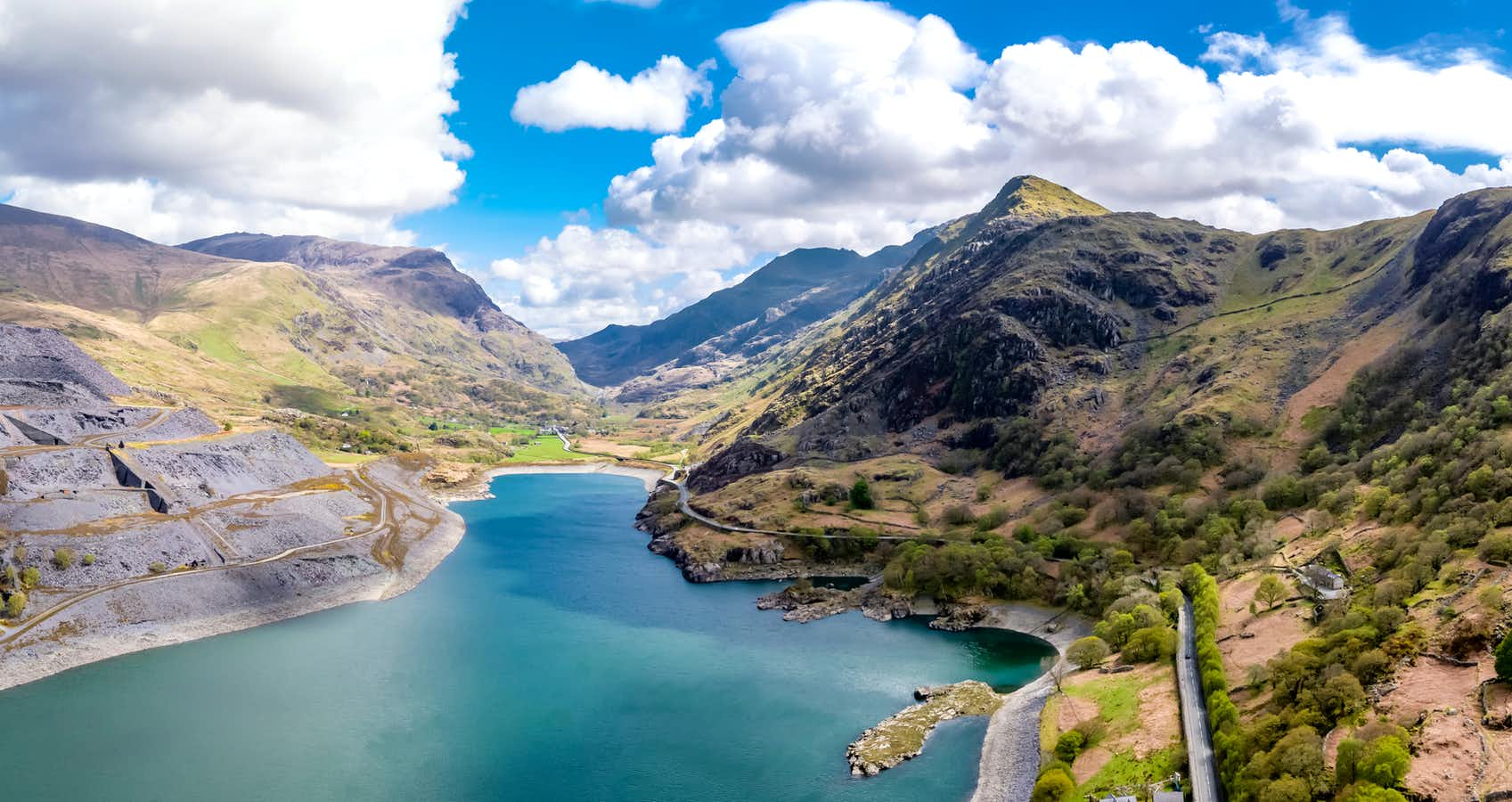 Snowdon Mountain Railway and Floral Treasures of North Wales