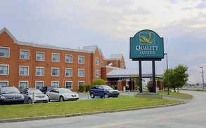 Hotel Quality Suites Quebec