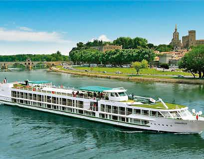 Cruising France's River Rhône –  The Magic of the Provençal Rhône, the Camargue & the Ardeche