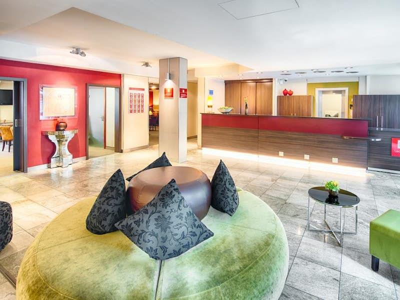 Leonardo Hotel & Residenz Munchen