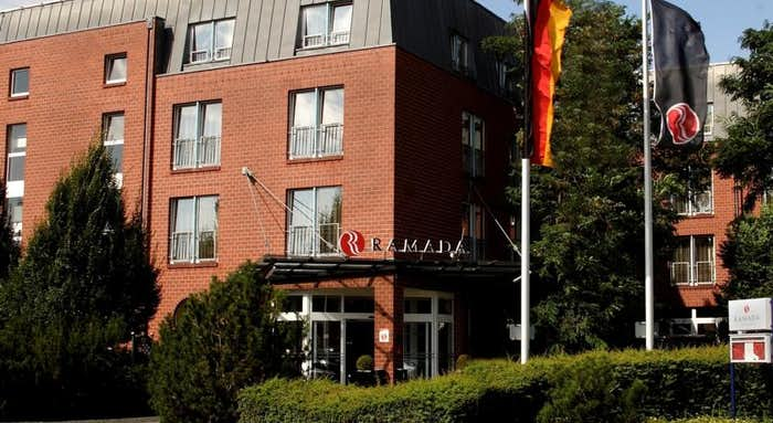 Ramada Hotel Hurth Koln Hurth