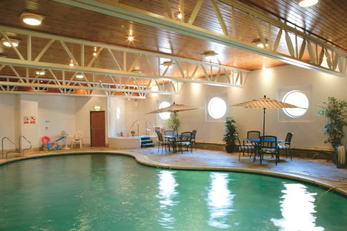 Mayfair Hotel Jersey Swimming Pool
