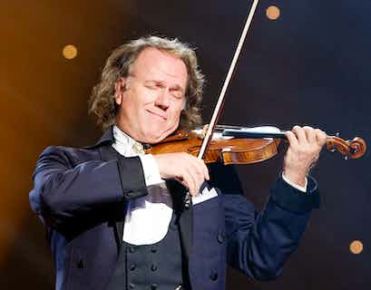 Andre Rieu Live in Vienna & Scenic Delights of Austria