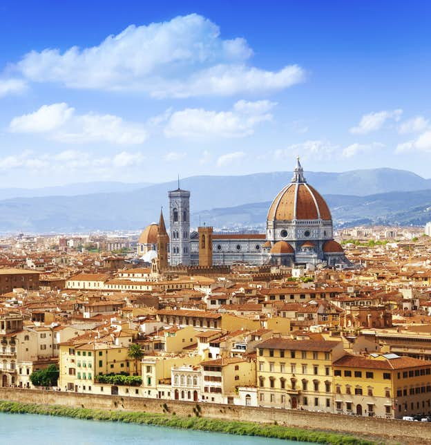 Florence City Break by Air