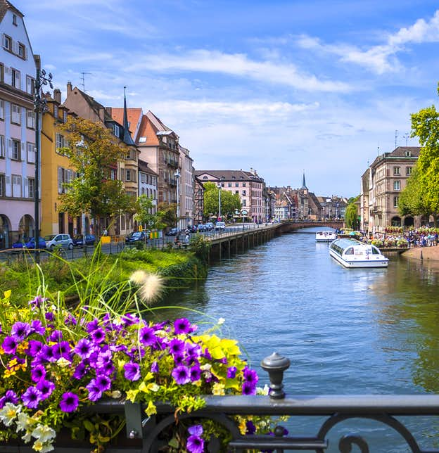 Cruising the River Rhine: Germany to Switzerland by Air
